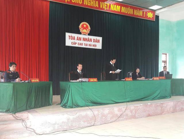 TAND cấp cáo tại Hà Nội đã tuyên phạt thêm bị cáo Lương Thị Thảo phải chịu án tử hình.