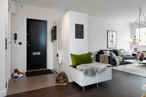 'Ăn gian' diện tích cho nhà nhỏ nhờ ánh sáng tự nhiên ngập tràn