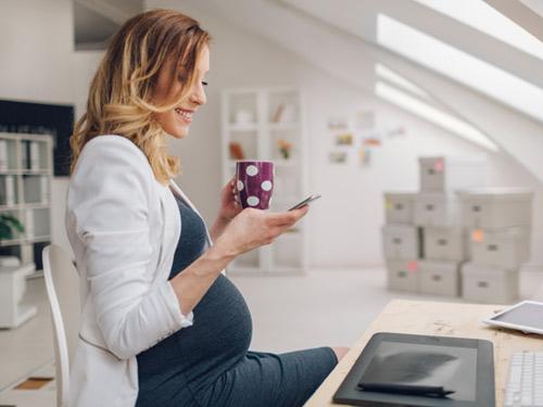 Những điều thực sự xảy ra với cơ thể mẹ bầu 3 tháng giữa thai kỳ