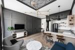Căn hộ 49 m2 được cải tạo từ nhà cũ gần 100 năm tuổi