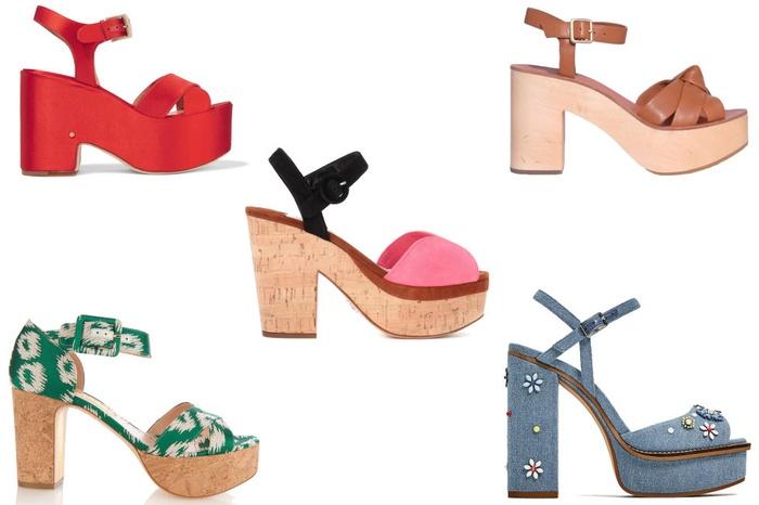 7 xu hướng giày khiến tín đồ thời trang mê đắm hè này