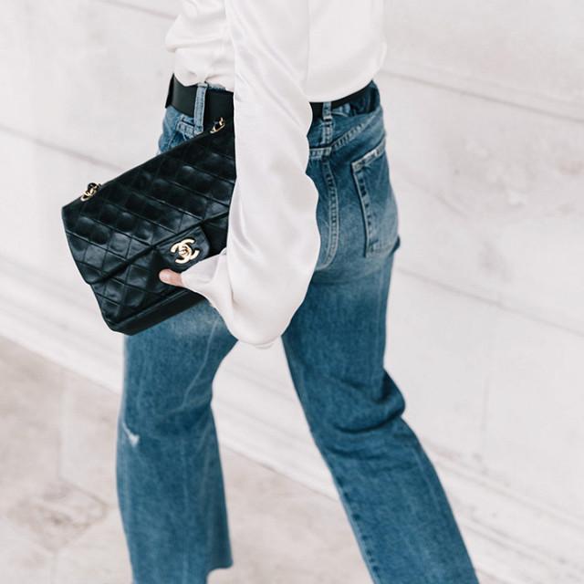 Quần jeans bị chật hay bai dão: chỉ cần vài ba thao tác đơn giản là lại vừa in - Ảnh 1.