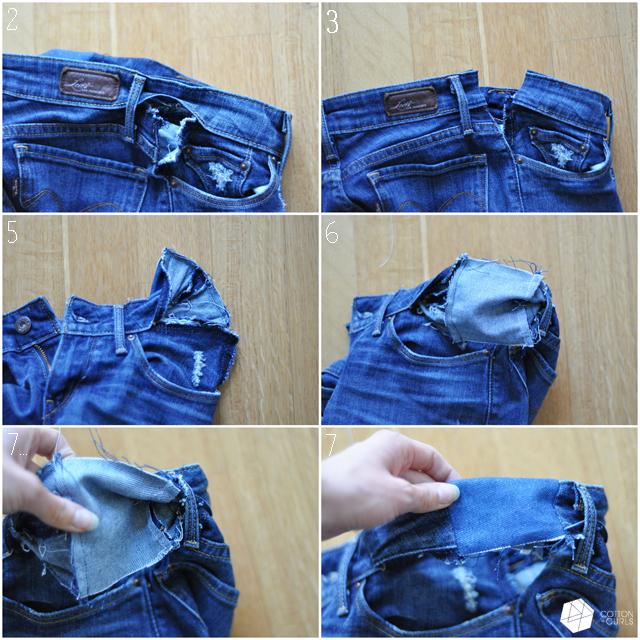 Quần jeans bị chật hay bai dão: chỉ cần vài ba thao tác đơn giản là lại vừa in - Ảnh 6.