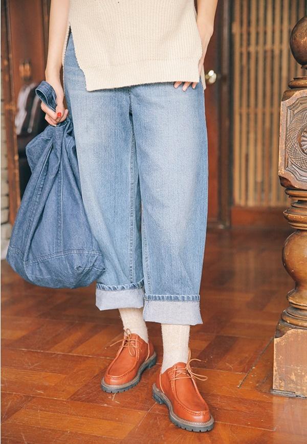 Phối đồ lịch sự, trẻ trung với 5 kiểu quần dài quen thuộc