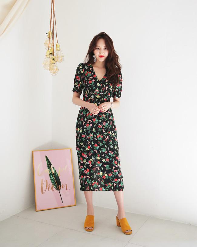 Váy hoa năm nay hot thì ai cũng đã biết, nhưng phải mặc thế nào mới là đúng điệu nhất? - Ảnh 8.