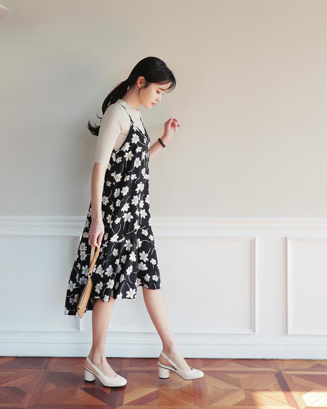 Váy hoa năm nay hot thì ai cũng đã biết, nhưng phải mặc thế nào mới là đúng điệu nhất? - Ảnh 14.