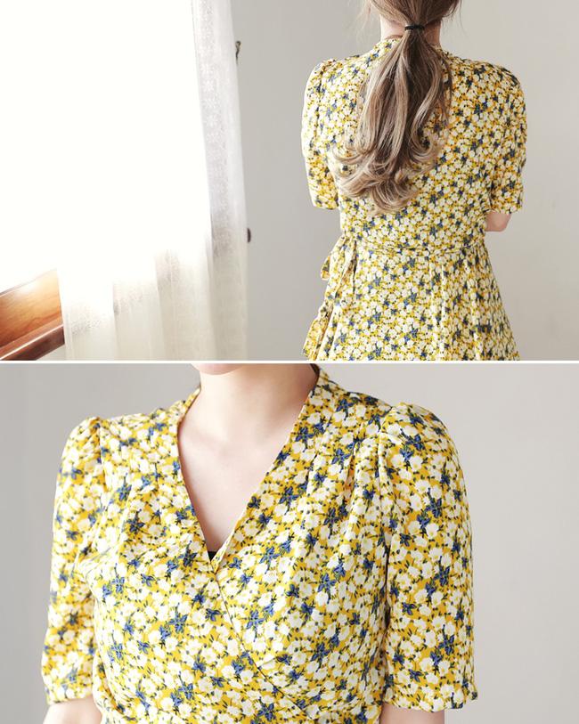 Váy hoa năm nay hot thì ai cũng đã biết, nhưng phải mặc thế nào mới là đúng điệu nhất? - Ảnh 5.