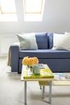 'Ăn gian' diện tích cho căn hộ nhỏ xinh nhờ tận dụng ánh sáng tự nhiên
