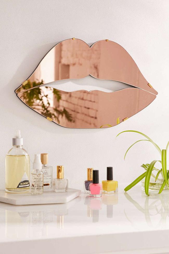Vẻ đẹp đầy lôi cuốn trong thiết kế nội thất của cặp đôi màu sắc đồng và hồng - Ảnh 12.