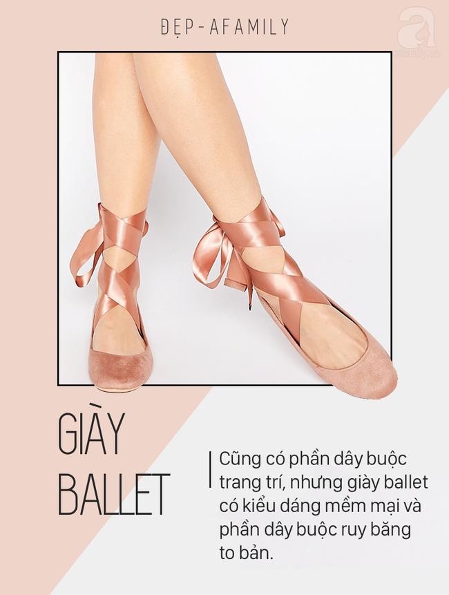 """Điểm danh 11 kiểu giày bệt quen thuộc giúp nàng công sở lựa chọn được thiết kê """"nịnh"""" chân nhất  - Ảnh 10."""