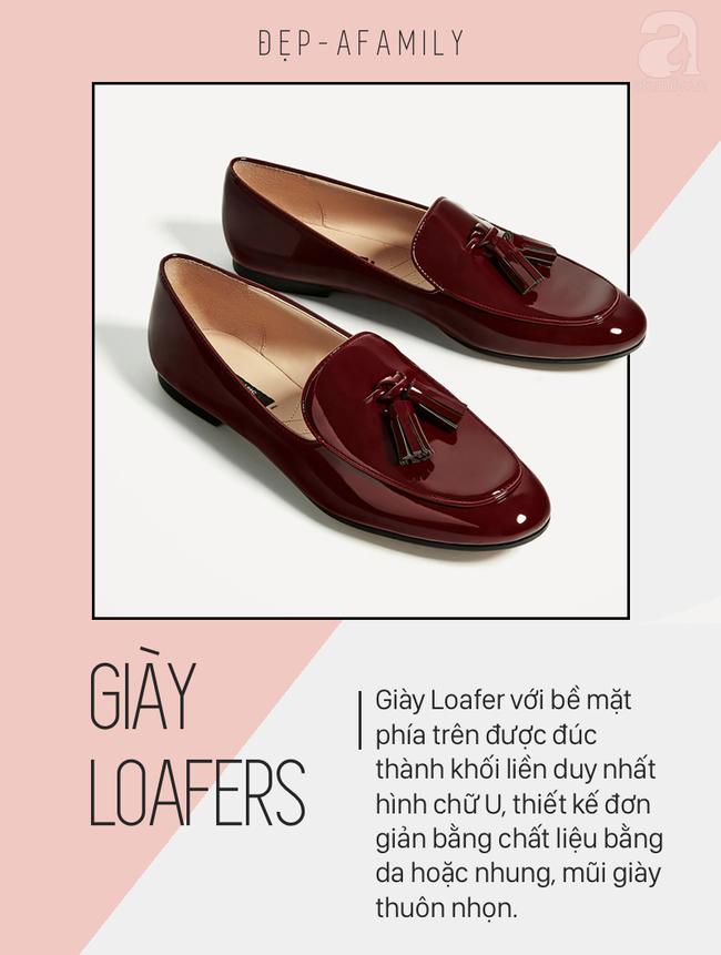 """Điểm danh 11 kiểu giày bệt quen thuộc giúp nàng công sở lựa chọn được thiết kê """"nịnh"""" chân nhất  - Ảnh 22."""