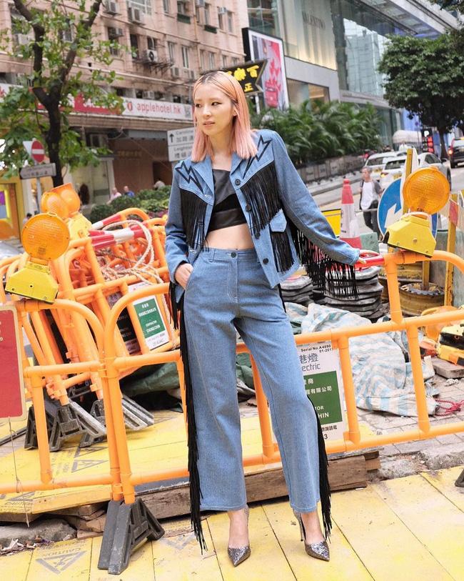 Street style các quý cô châu Á: Vừa điệu đà vừa sexy hết nấc! - Ảnh 8.