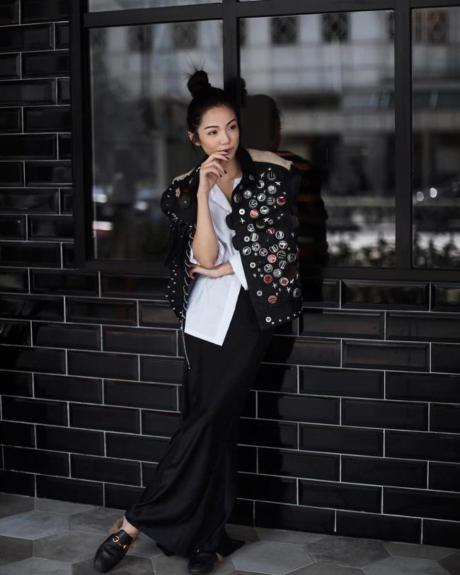 Street style các quý cô châu Á: Vừa điệu đà vừa sexy hết nấc! - Ảnh 12.