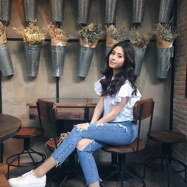 Street style các quý cô châu Á: Vừa điệu đà vừa sexy hết nấc! - Ảnh 2.