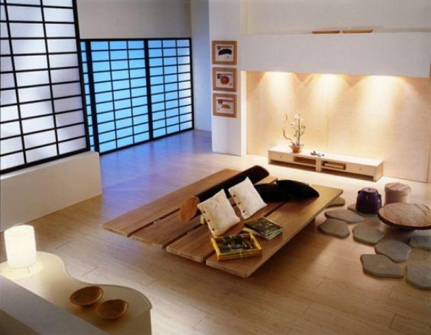 Học tập người Nhật trang trí phòng khách vừa đẹp vừa gọn gàng đến bất ngờ - Ảnh 8.