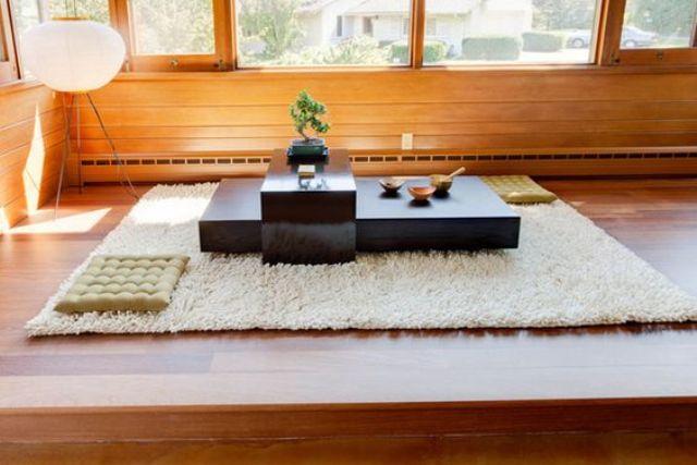 Học tập người Nhật trang trí phòng khách vừa đẹp vừa gọn gàng đến bất ngờ - Ảnh 5.