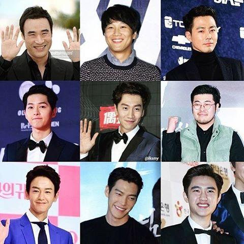 Hội bạn thân sao Hàn: Vừa đẹp vừa giàu lại còn giỏi!