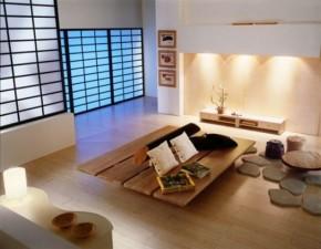 Học tập người Nhật trang trí phòng khách vừa đẹp vừa gọn gàng đến bất ngờ
