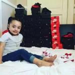 Mới 4 tuổi, cô nhóc này đã sở hữu BST sneakers khiến người lớn phải kiêng dè