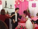 Con trai vừa đính hôn xong, mẹ Kelvin Khánh đã hết lời khen con dâu Khởi My