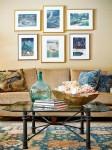 Trang trí nhà ngập sắc xanh giúp bạn thư giãn tuyệt vời