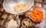 Tuyệt chiêu làm cơm rang đơn giản cứu đói ngày tan muộn