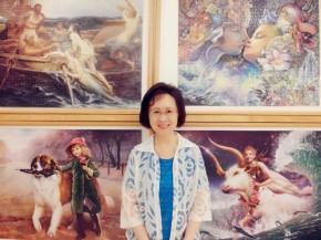 Chồng đang ốm đau bệnh tật, nữ sĩ Quỳnh Dao tuyên bố từ mặt con riêng của chồng