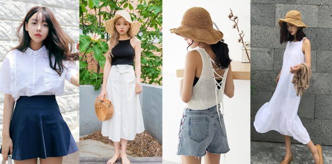 Tận dụng 5 món đồ hè này để sang thu không phải mua thêm quần áo mới