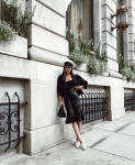 Càng vào thu, streetstyle của phái đẹp Á Đông lại càng nữ tính và thú vị