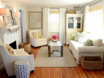 Làm thế nào để bài trí phòng khách nhỏ vỏn vẹn 10m² thành không gian đẹp?