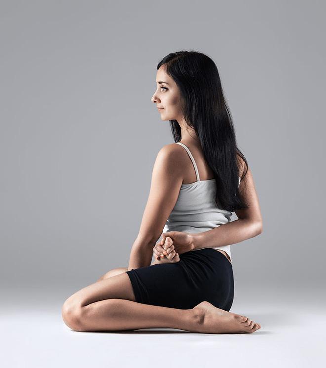 5 tư thế tập yoga tốt nhất cho những người bị hội chứng đa nang buồng trứng