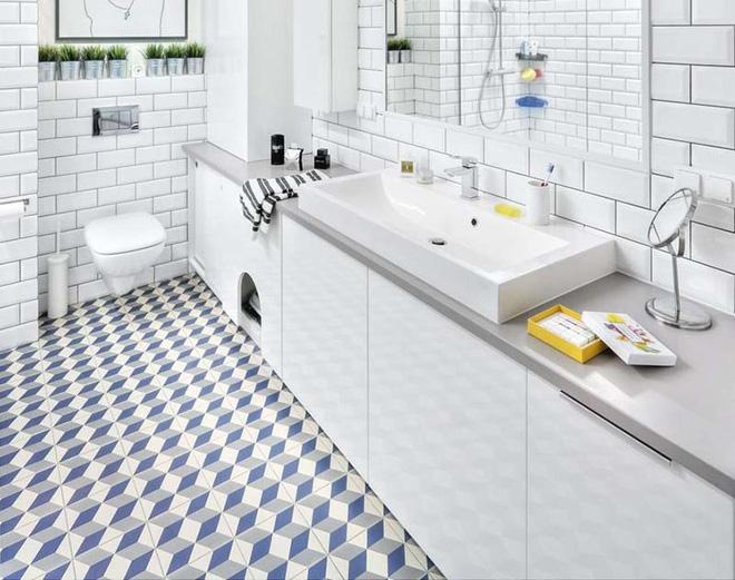 Cách để làm cho phòng tắm gia đình không còn nhàm chán