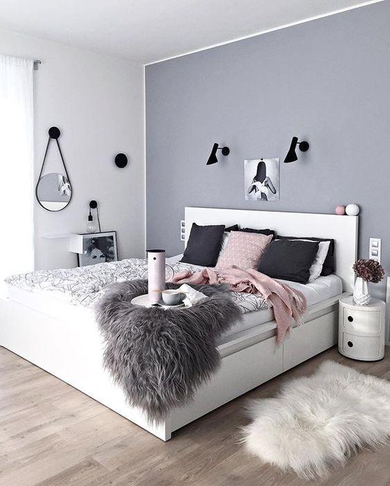 Mùa đông đã về rồi, bài trí phòng ngủ theo những kiểu này để khỏi lo giá lạnh