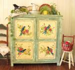 Tủ đồ phong cách retro - món nội thất cũ mà chất gợi nhớ đến thuở ngày xưa ơi