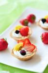 Công thức làm bánh tart trái cây ngon đẹp lung linh mà dễ đến khó tin