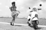 Mẹo tiết kiệm xăng khi đi xe máy chị em nhất định phải biết