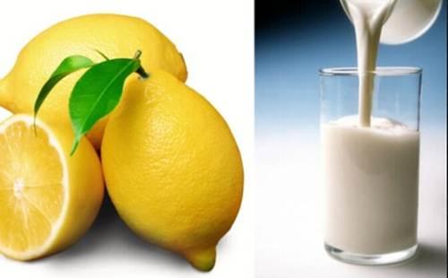 chanh sữa tươi giúp trắng da hiệu quả