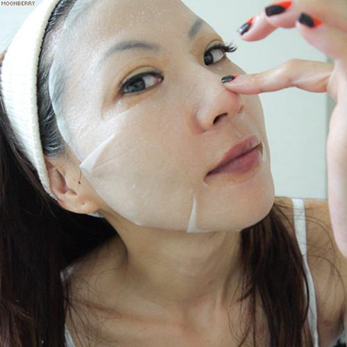 Kết quả hình ảnh cho đắp mặt nạ nước