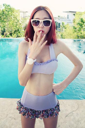 Trước khi có bikini, phụ nữ mặc gì?