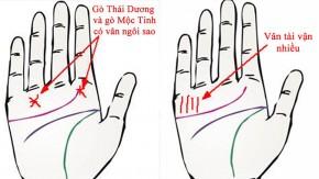 6 đặc điểm nhận dạng tướng bàn tay của những người kiếm tiền giỏi