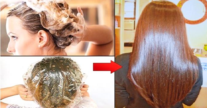 Rụng tóc, gàu, ngứa da đầu tất cả sẽ hết ngày chỉ với hỗn hợp này