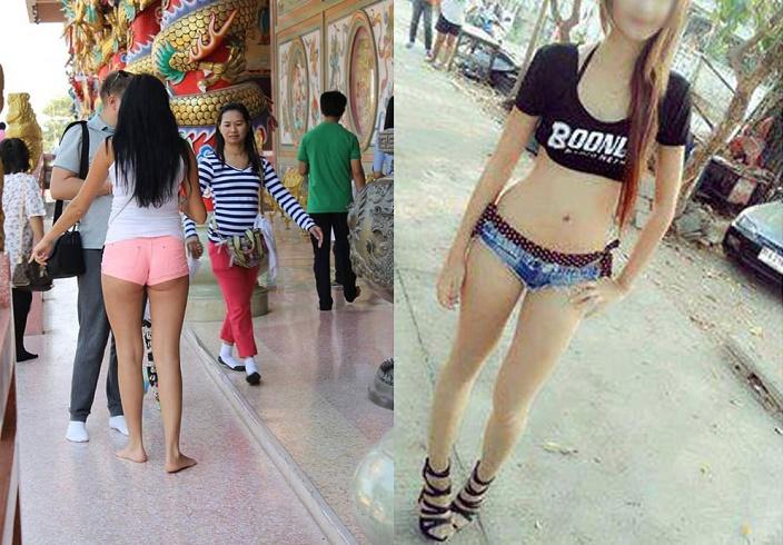 CẠN LỜI với những chiếc quần thế này nhiều người cũng dám mặc ra đường