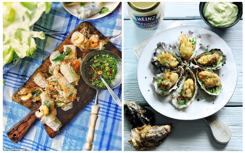 10 bí quyết chụp hình đồ ăn chuẩn như food stylist