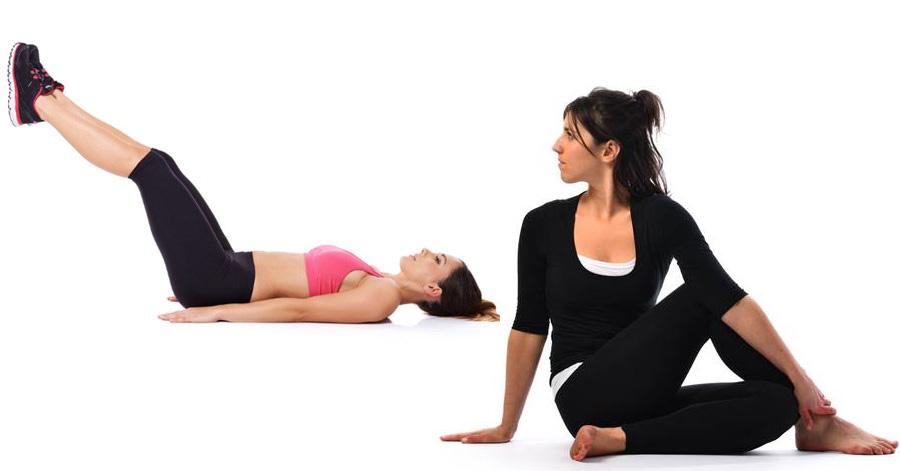 10 phút mỗi ngày làm 3 điều này, mỡ bụng dưới biến mất không để lại dấu vết
