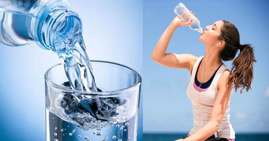 Uống 3 lít nước theo cách này, cân nặng sẽ tự giảm ầm ầm mà chẳng cần ăn kiêng cực khổ làm gì