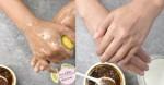 3 bước biến bàn tay đen sạm, nhăn nheo trở nên trắng sáng, mịn màng sau 10 phút ngâm với thứ này