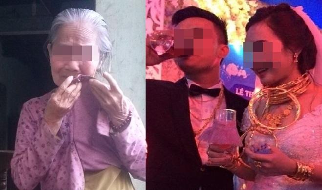 Lẻn vào đám cưới con gái để đưa 2 chỉ vàng làm của hồi môn, bà mẹ nghèo nhận ngay kết cục không thể sốc hơn