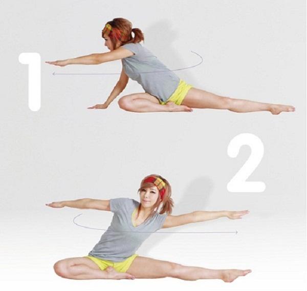 Bài tập giúp giảm mỡ bụng không phanh chỉ với 5 phút mỗi ngày chị em cần thử ngay