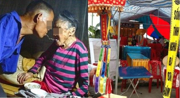 Thấy mẹ già nằm liệt giường bị các anh chị từ mặt, đứa em út tàn tật nhận nuôi và cái kết bất ngờ ngày mẹ mất