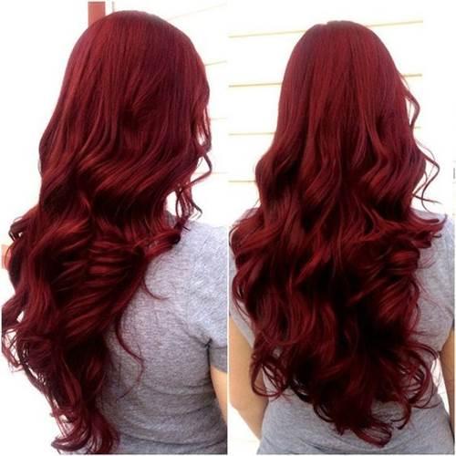 """Chuẩn bị 1 củ dền đỏ rồi nhuộm theo cách này, màu lên chuẩn """"y chang"""" salon mà không lo hóa chất hay rụng tóc"""
